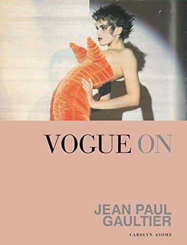 9781849499699: Vogue on Jean Paul Gaultier