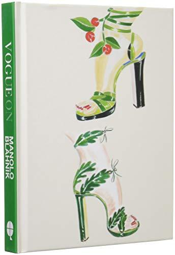 9781849499712: Vogue on Manolo Blahnik