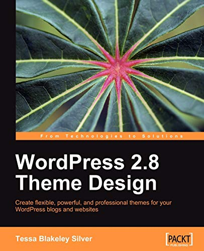 9781849510080: WordPress 2.8 Theme Design