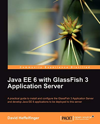 9781849510363: Java EE 6 with GlassFish 3 Application Server
