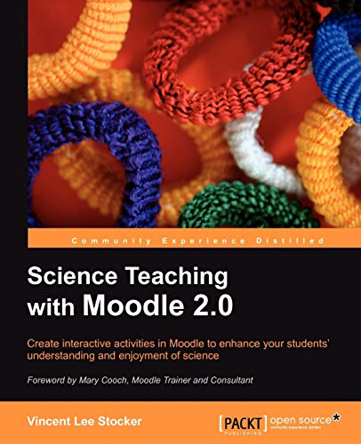 9781849511483: Science Teaching with Moodle 2.0