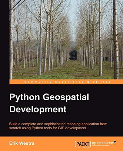 9781849511544: Python Geospatial Development
