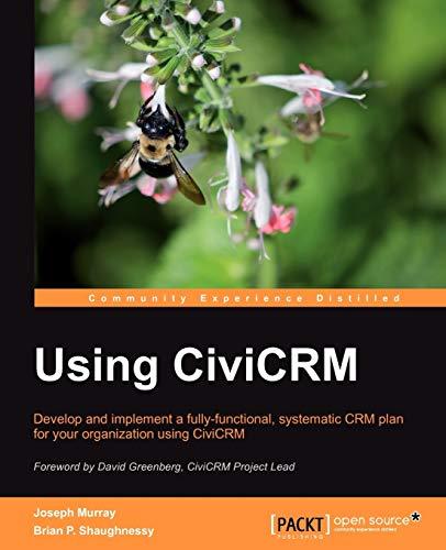 9781849512268: Using CiviCRM