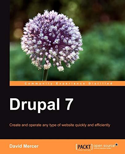9781849512862: Drupal 7