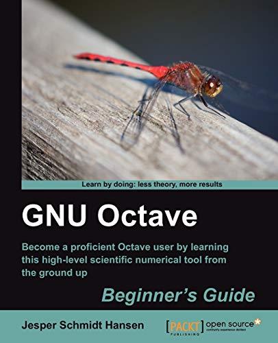 9781849513326: GNU Octave Beginner's Guide