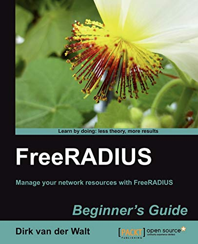 9781849514088: FreeRADIUS Beginner's Guide