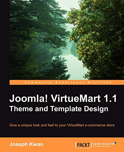 9781849514545: Joomla! Virtuemart 1.1 Theme and Template Design