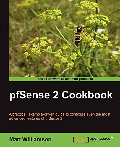 9781849514866: pfSense 2 Cookbook