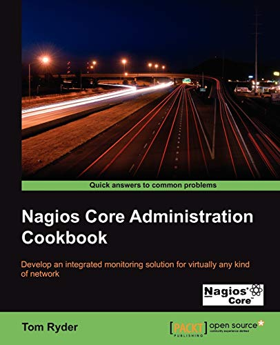 9781849515566: Nagios Core Administration Cookbook