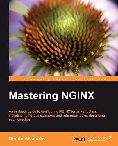 Mastering Nginx: Aivaliotis, Dimitri