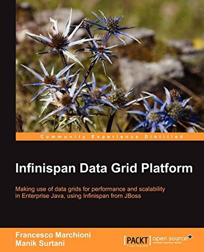 9781849518222: Infinispan Data Grid Platform