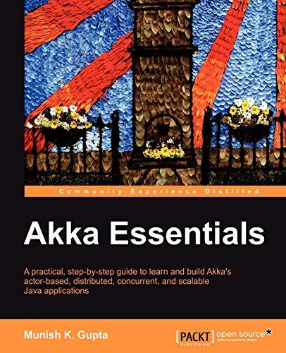 9781849518284: Akka Essentials