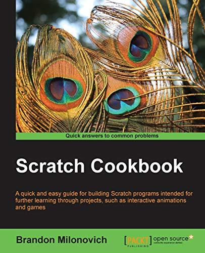 9781849518420: Scratch Cookbook
