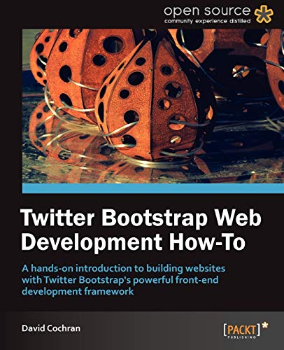 9781849518826: Twitter Bootstrap Web Development How-To