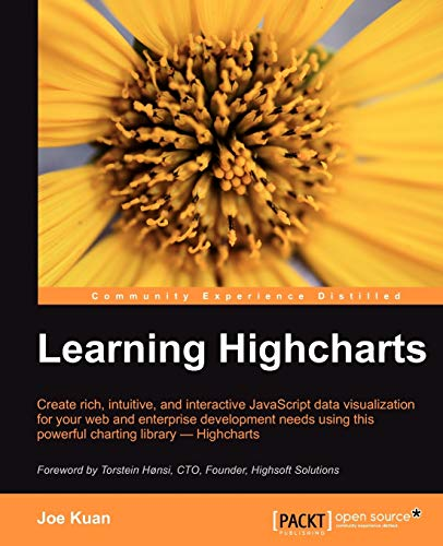 9781849519083: Learning Highcharts