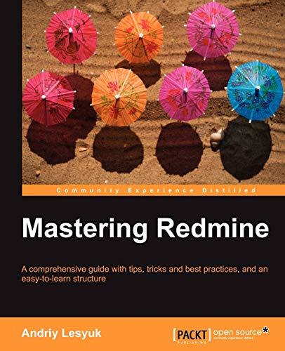 9781849519144: Mastering Redmine