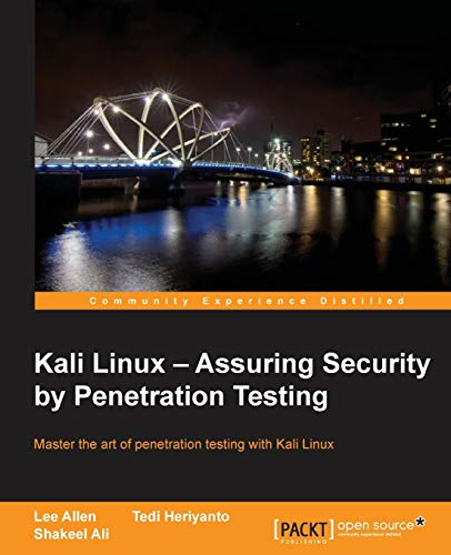 9781849519489: Kali Linux: Assuring Security By Penetration Testing