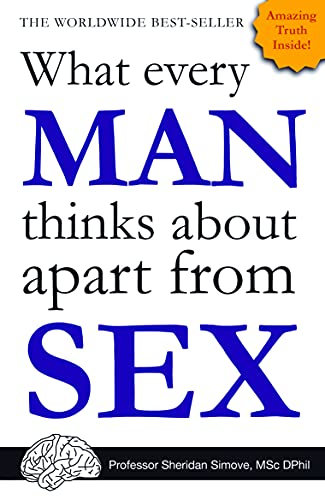 9781849531986: What Every Man Thinks About Apart from Sex... *BLANK BOOK*