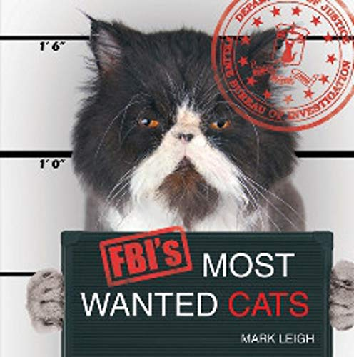 9781849532945: FBI's Most Wanted Cats