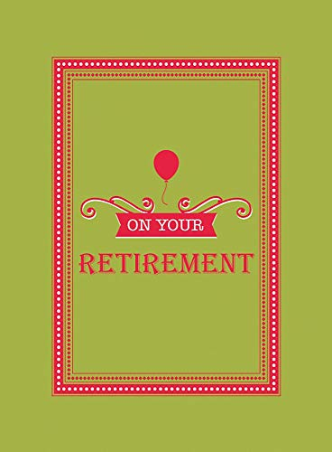 9781849534215: On Your Retirement