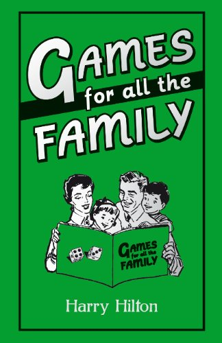 9781849534710: Games for All the Family