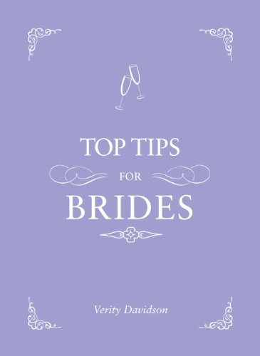 Top Tips for Brides: Davidson, Verity