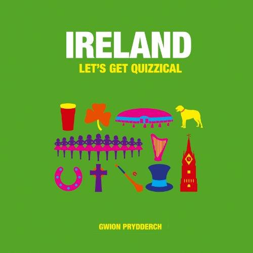 Ireland: Let's Get Quizzical: Prydderch, Gwion
