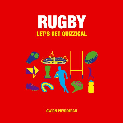 9781849536127: Rugby : Let's Get Quizzical
