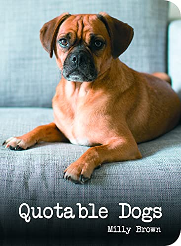 9781849536189: Quotable Dogs