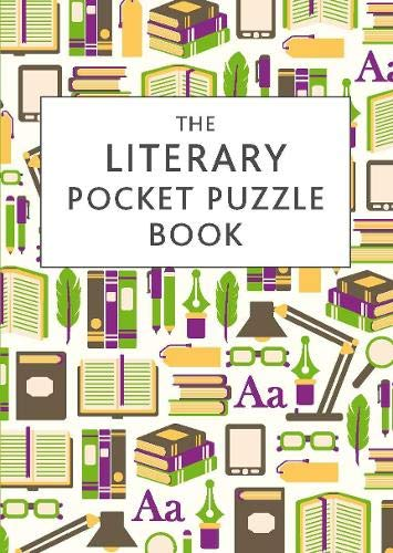 9781849537216: The Literary Pocket Puzzle Book