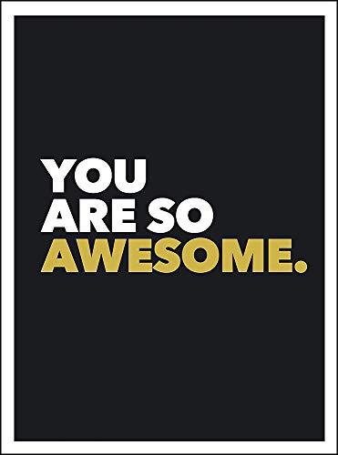 9781849539586: You Are So Awesome