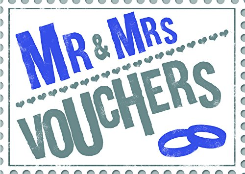 Mr and Mrs Vouchers (Paperback): Summersdale