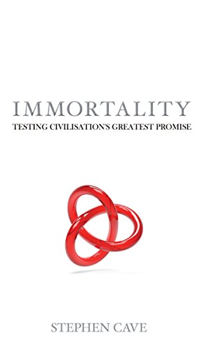 9781849541367: Immortality: The Quest to Live Forever and How it Drives Civilisation