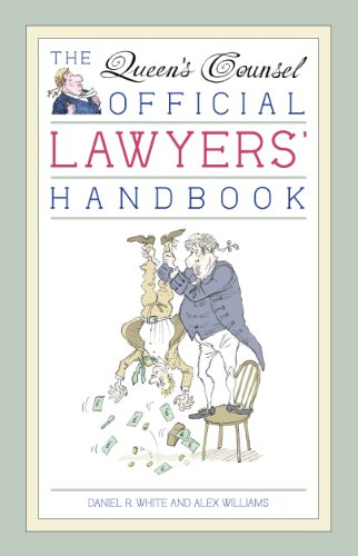 9781849541701: The Queen's Counsel Official Lawyer's Handbook