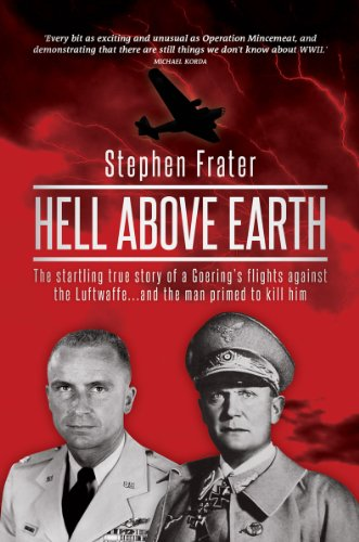 9781849542524: Hell above Earth: The Startling True Story of Werner Goering's Flights Against the Luftwaffe