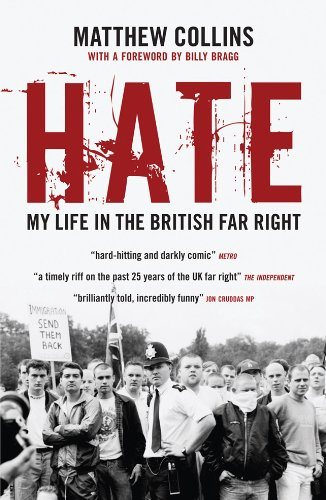 9781849543279: Hate: My Life in the British Far Right