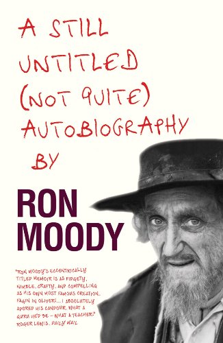 9781849545426: A Still Untitled, (Not Quite) Autobiography