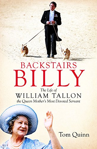 Backstairs Billy (Hardcover): Tom Quinn