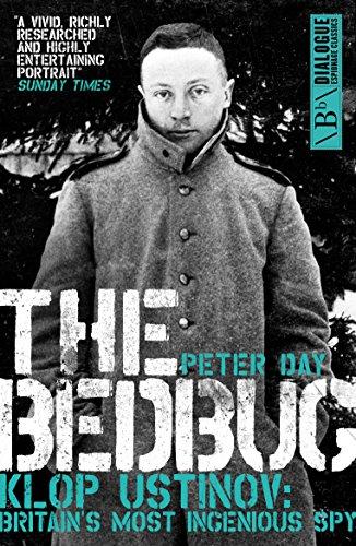9781849549097: The Bedbug: Klop Ustinov - Britain's Most Ingenious Spy (Dialogue Espionage Classics)