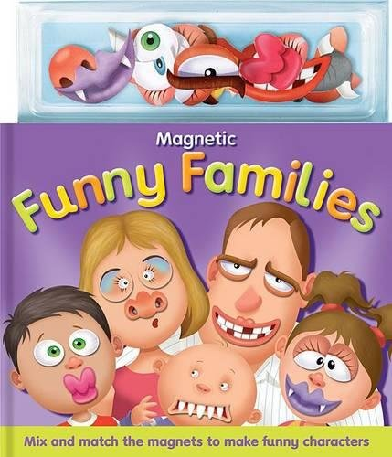 9781849560771: Magnetic Funny Families