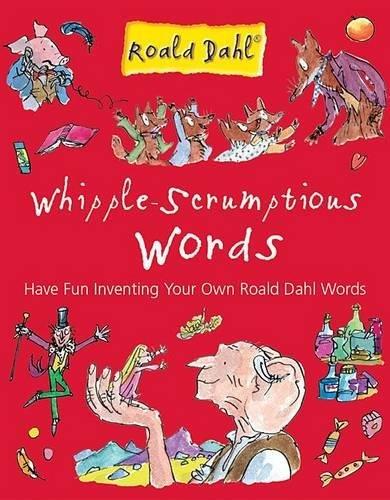 9781849560887: Whipple-Scrumptious Words (Roald Dahl Mini Maestro)
