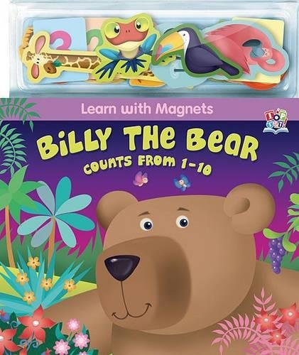 9781849560917: Billy the Bear (Learn with Magnets)