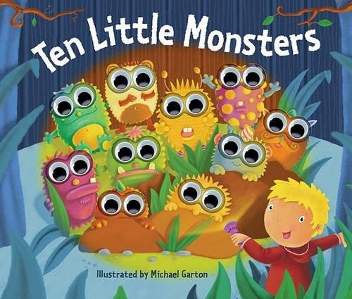 9781849561037: Ten Little Monsters