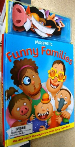 9781849561211: Magnetic Funny Families