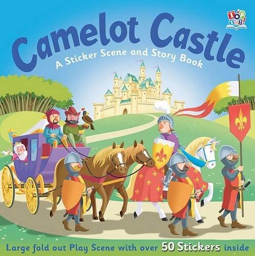 9781849562522: Sticker Story Activity Books Fairyland Castle