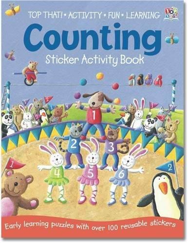 Counting (Sticker Activity Books): Lambert, Nat