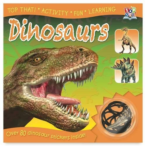 9781849564533: Sticker Reference Book - Dinosaurs (Sticker Reference Books)