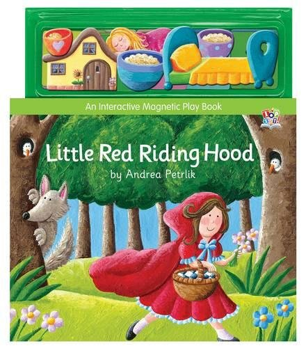 9781849566117: Little Red Riding Hood: Magnetic Fairytale Books