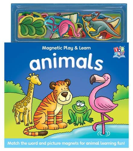 9781849566155: Animals (Magnetic Play and Learn)