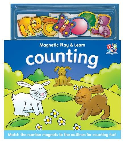 9781849566186: Magnetic Play and Learn - Counting